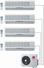 Бытовые мультисплит-системы LG